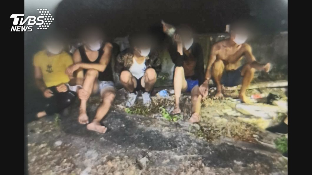 (圖/TVBS資料畫面) 33名越人自陸偷渡來台 2人爆發燒腹痛急採檢