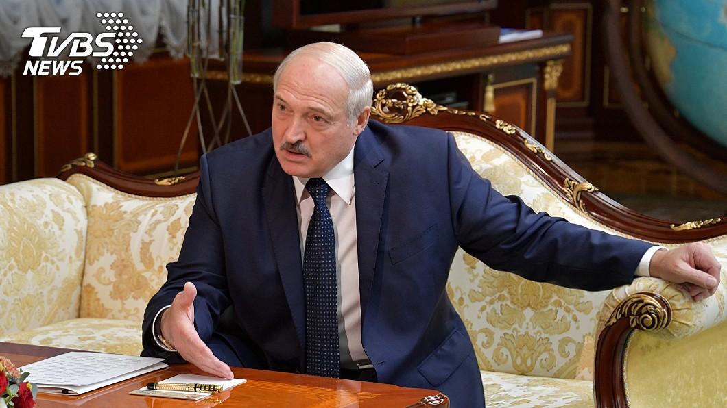 白俄總統魯卡申柯對俄國總統普欽表示有修憲意願。(圖/達志影像路透社) 民意壓不住!魯卡申柯向普欽證實 有意修改白俄憲法