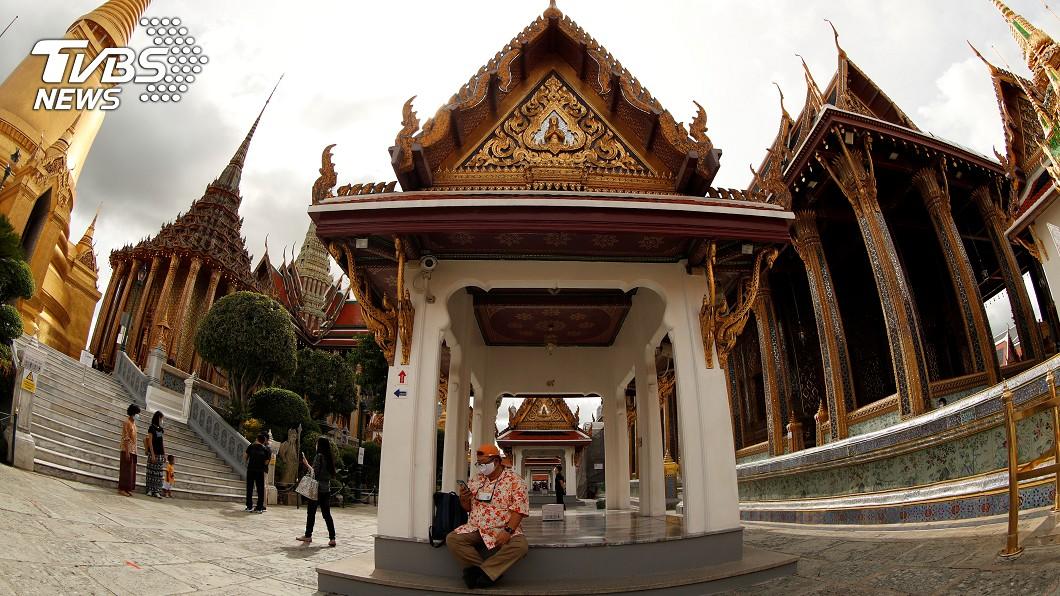 泰國推出「特殊觀光簽證」搶救旅遊業。(圖/達志影像路透社) 泰國推「特殊觀光簽證」 外國遊客最長停留270天
