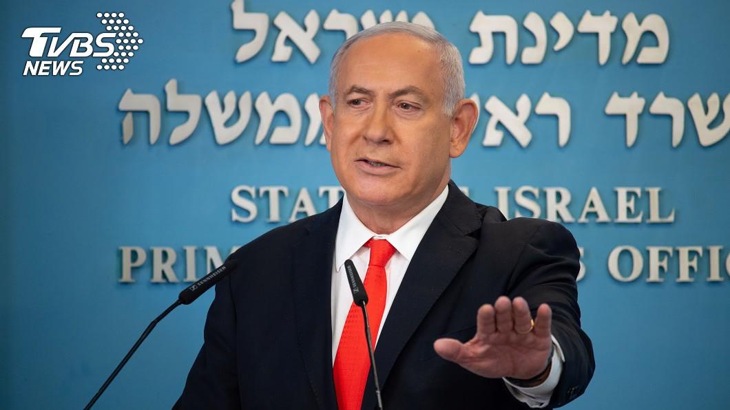 以色列在野黨領袖拉皮德透露,總理尼坦雅胡「無意」與巴勒斯坦謀和。(圖/達志影像路透社) 以色列在野黨披露 總理「無意與巴勒斯坦謀和」