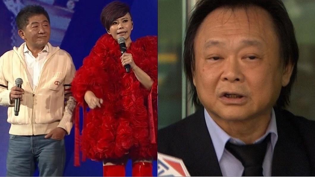 王世堅(圖右)砲轟陳時中(圖左)裝可愛,被王浩宇狠酸是「扯後腿」。(圖/TVBS資料照) 民進黨良心?他氣炸狂轟王世堅「扯後腿」:你還在這幹嘛