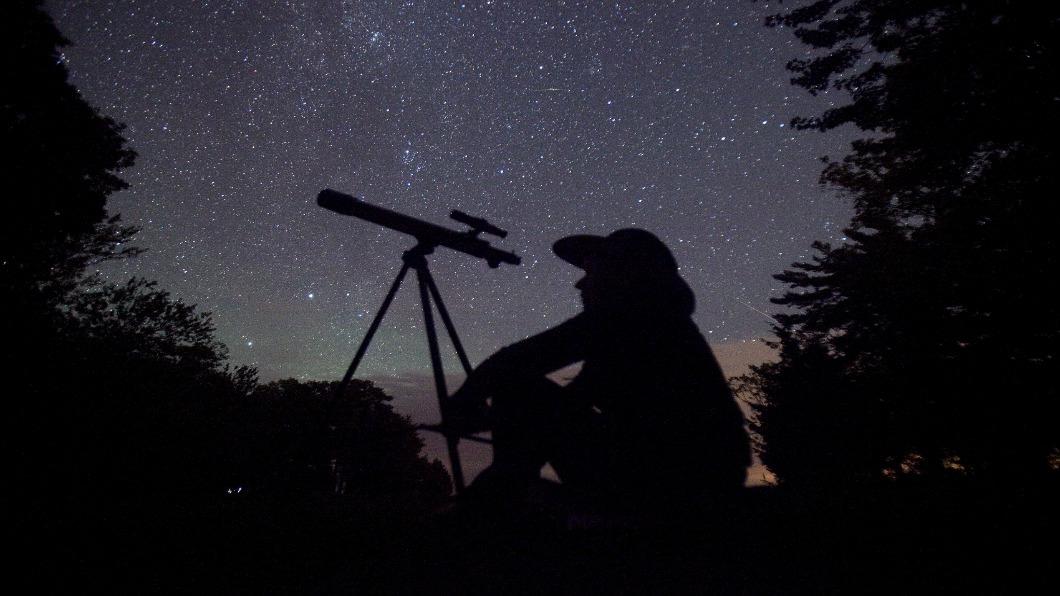 圖/達志影像路透 觀星第一美!聯合國認證.米蘭二百公里外