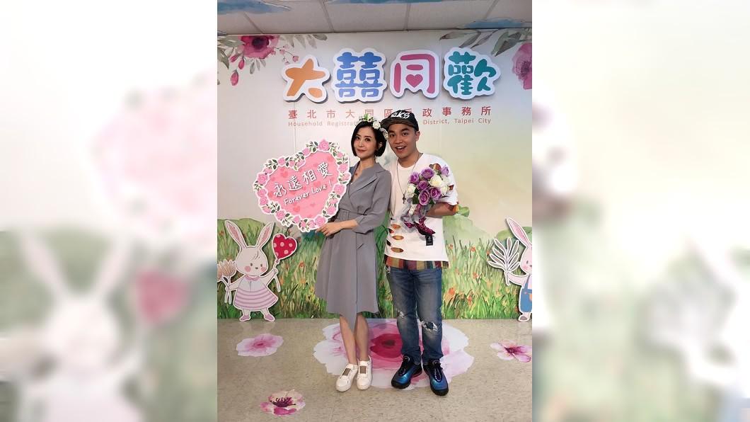 (圖/翻攝自李亮瑾臉書) 小甜甜前男友結婚了!李亮瑾曬超音波照:已懷孕3個月