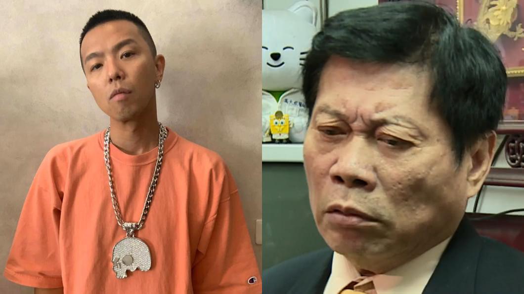 (圖/(左)翻攝自AES黃鴻升Facebook、(右)翻攝自TVBS資料畫面) 口鼻噴血…36歲小鬼死因成謎!高大成曝「2大可能」