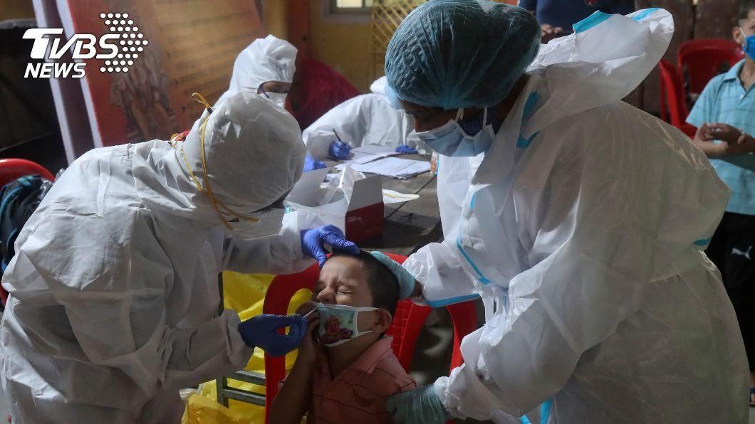 全球超過2963萬例確診新冠肺炎。(圖/達志影像美聯社) 全球新冠肺炎超過2963萬人染疫 逾93萬人病逝