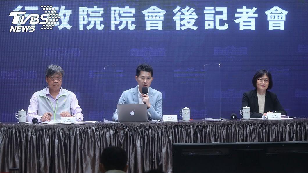(圖/中央社) 供應鏈重組議題廣泛 政院:台美將面對面交換意見