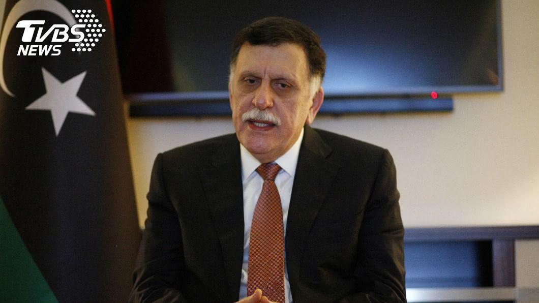 (圖/達志影像路透社) 盼終結戰亂 利比亞全國團結政府總理願下台