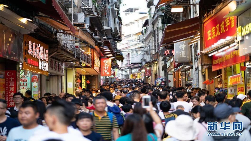 圖/翻攝自 新華網 重振旅遊!中國大陸明令禁用大數據「殺熟」