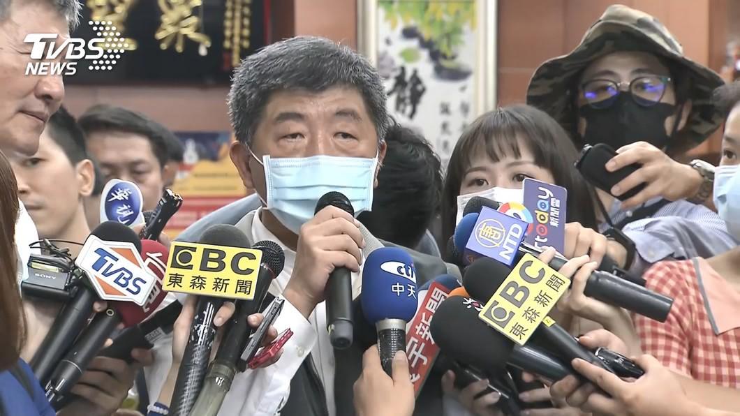 衛福部長陳時中。(圖/TVBS) 瘦肉精掀「一國多制」 陳時中:以法制程序處理