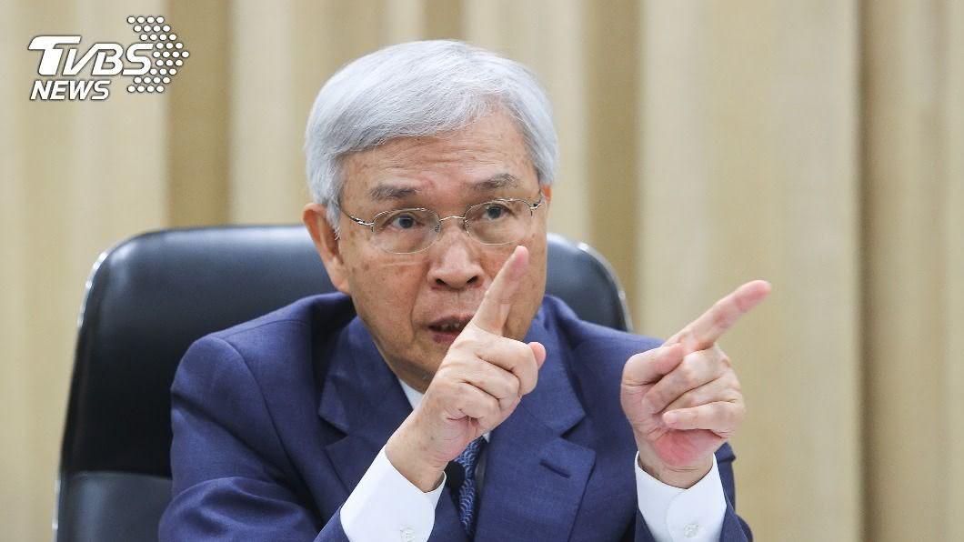 央行總裁楊金龍。(圖/中央社) 央行貨幣政策持續寬鬆 楊金龍9大關鍵問答