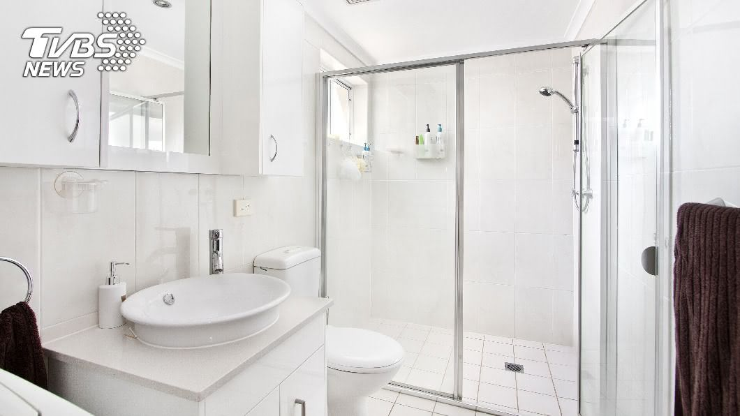 浴室潛藏許多致命因子。(示意圖/shutterstock 達志影像) 台灣浴室「致命設計」 網曝2危險:阿祖也這樣過世