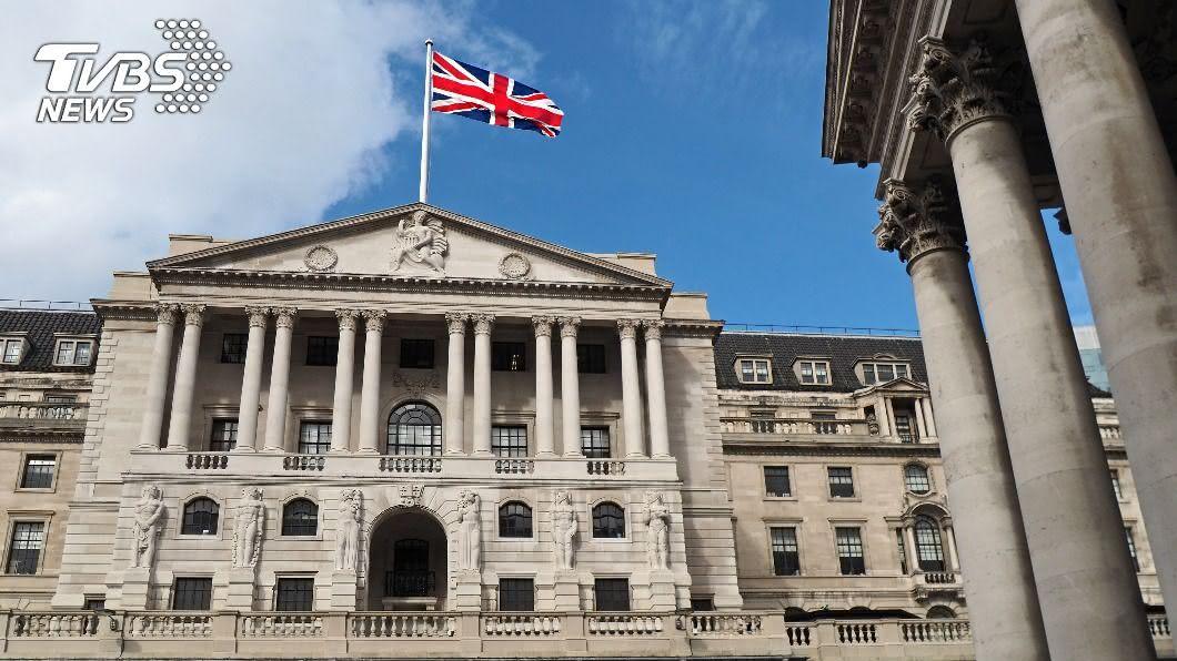 (示意圖/shutterstock 達志影像) 疫情和英國脫歐風險不明 英銀考慮實施負利率
