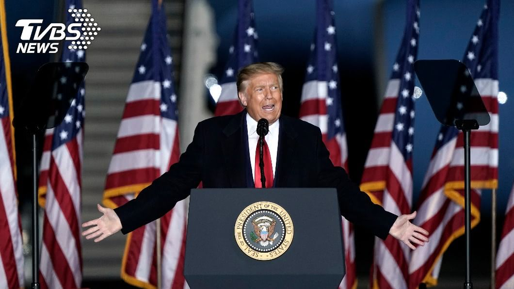美國總統川普。(圖/達志影像美聯社) 聯合國大會下週開議 川普確定不親身與會