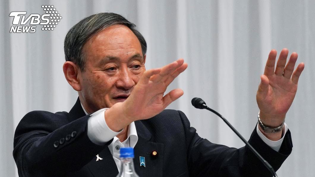日本首相菅義偉指示,要盡速調降手機費(圖/達志影像路透社) 上任拚改革!菅義偉要求業者調降手機費率:至少一成