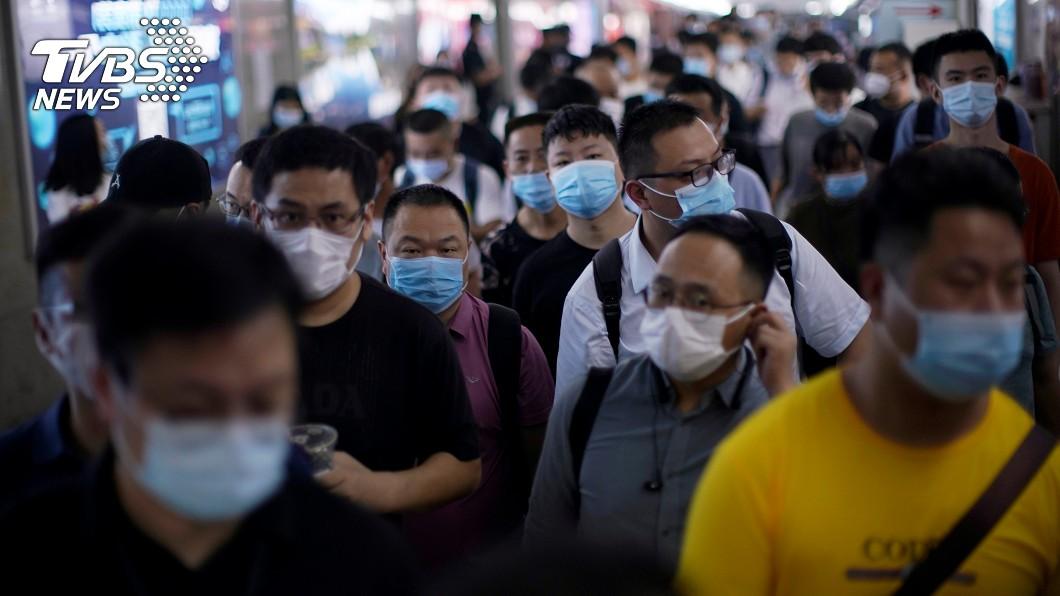 大陸增新冠肺炎境外移入32例,創一個月以來新高(圖/達志影像路透社) 陸境外移入32例新冠肺炎 一個月以來新高