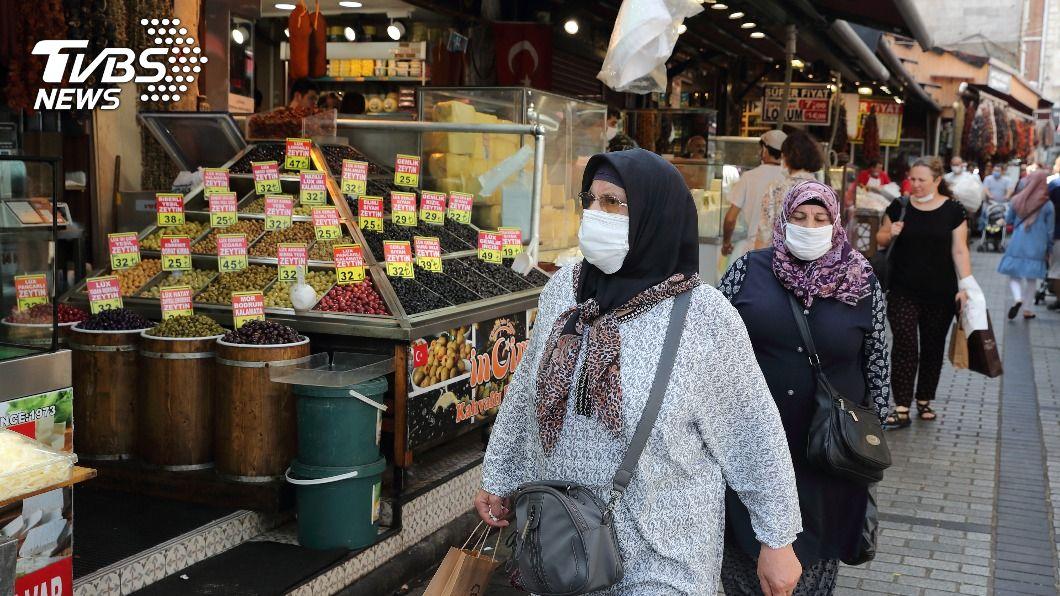 土耳其增1538人染疫 確診突破30萬大關
