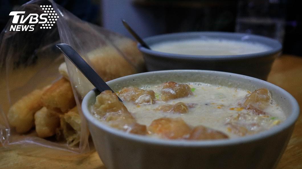 中式早餐示意圖/shutterstock達志影像 中式早餐驚人熱量曝光!第一名相當「1袋鹽酥雞」網嚇傻