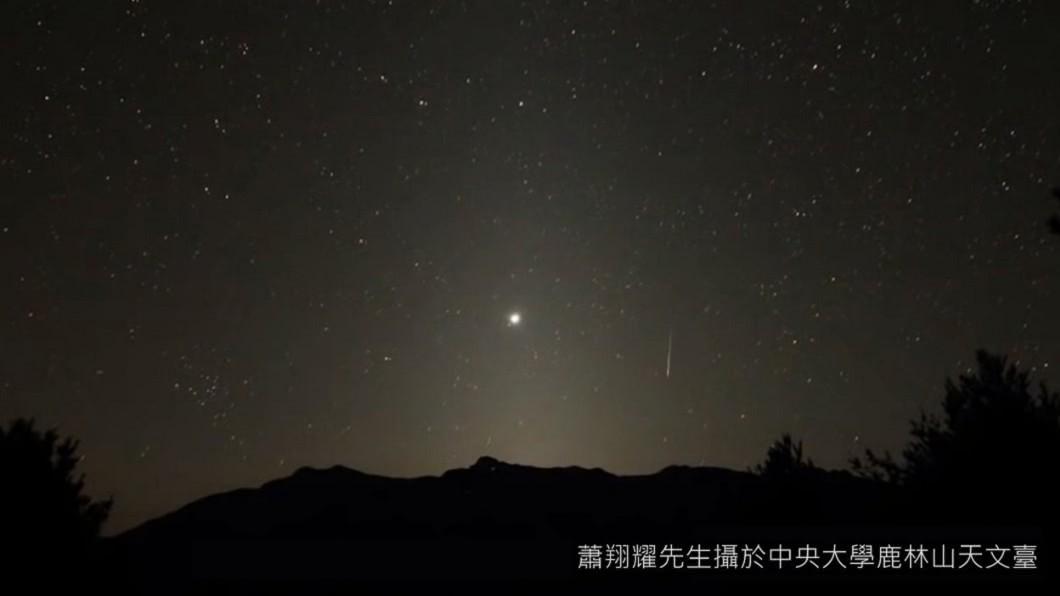 台北天文館表示,秋分前後幾週是觀賞「黃道光」最佳時機。(圖/翻攝自台北天文館官網) 限定2小時!9/22魔幻「黃道光」拂曉現身
