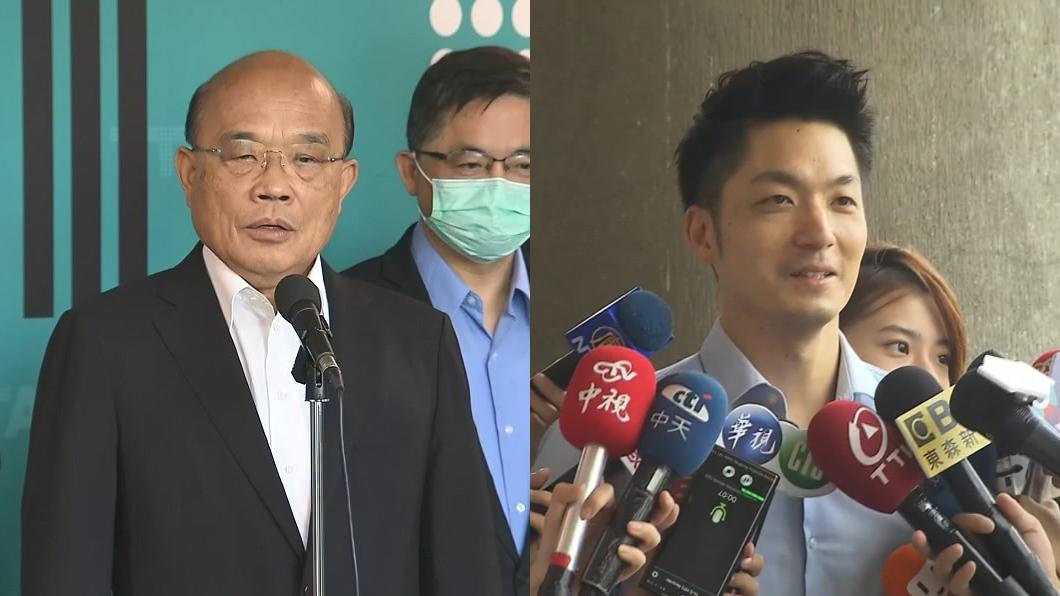 (圖/TVBS資料畫面) 蘇貞昌嗆蔣萬安「吃美豬有出事?」 醫打臉:不懂別亂扯