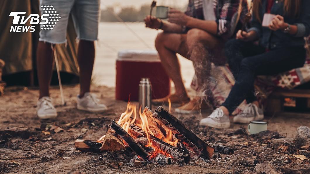 網友大推「10大合法露營地」。(示意圖/shutterstock 達志影像) 想露營不用玩命!網友激推全台「10大合法露營地」