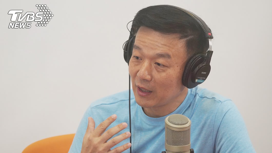 退役少將于北辰認為國民黨的中心思想出問題。(圖/中央社) 國民黨避講台灣 退役少將:中心思想出問題
