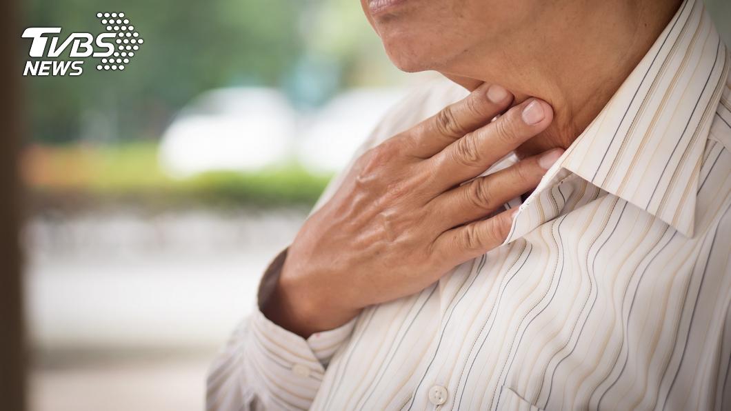 非當事人。(示意圖/shutterstock達志影像) 男「吞不下飯」一查罹食道癌 醫:飲食逾此溫度最危險