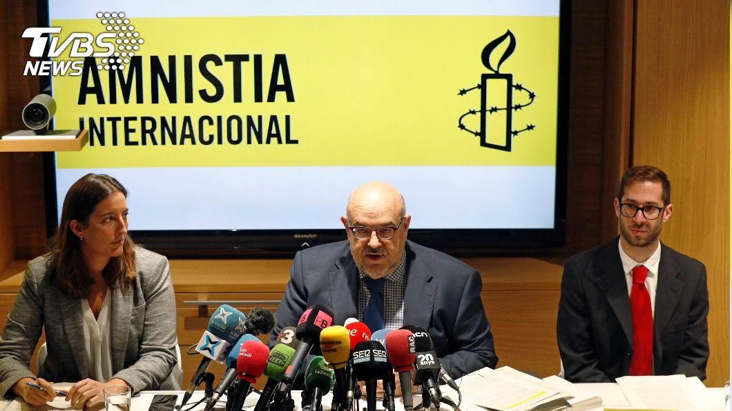 國際特赦組織呼籲歐盟加強出口管制。(圖/達志影像路透社) 歐洲監視科技大賣大陸 人權團體籲歐盟加強管制