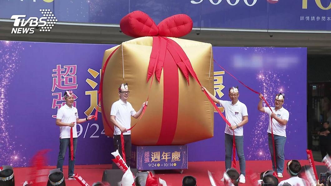 消費集中國內 購物中心週年慶提前開跑