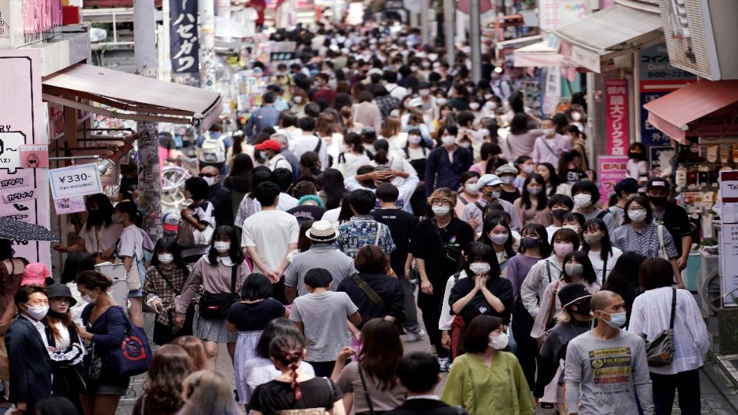 圖/達志影像美聯社 日本「白銀週」四連休 箱根旅客爆增567%