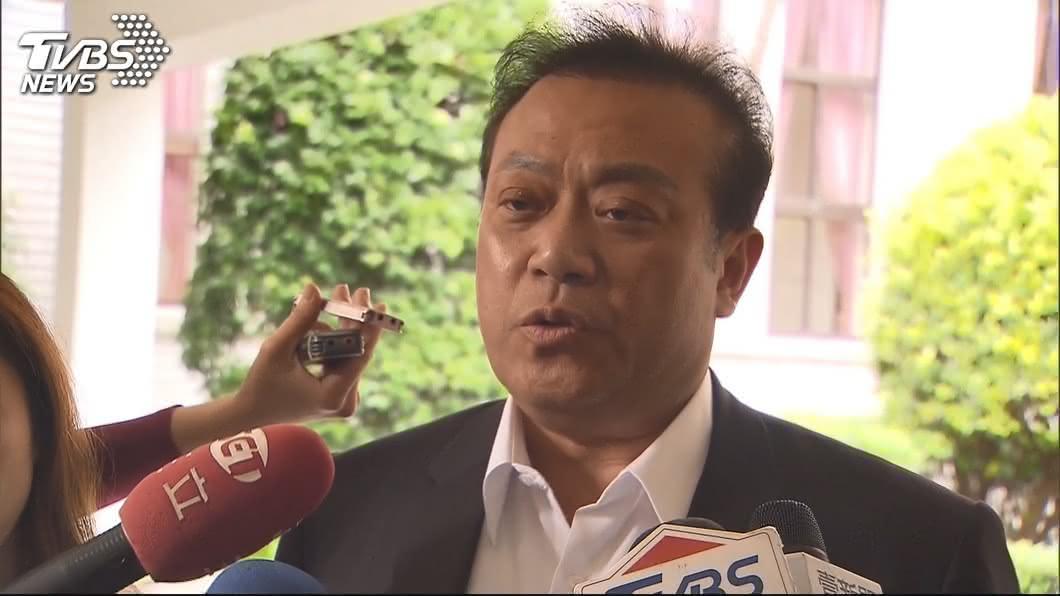 蘇震清宣布退黨 民進黨:尊重他的決定