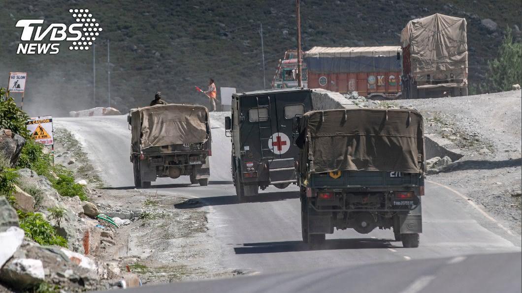 (圖/達志影像美聯社) 中印邊境會議盼解決對峙 中:雙方同意停止增兵