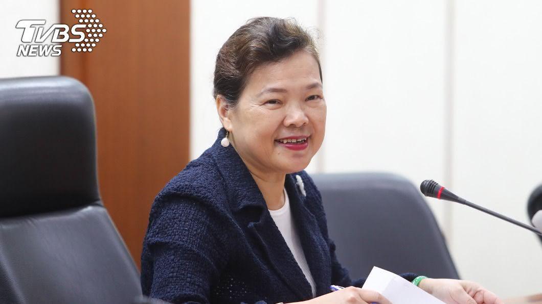 經濟部長王美花。(圖/中央社) 參與CPTPP 經長:台灣大部分符合標準