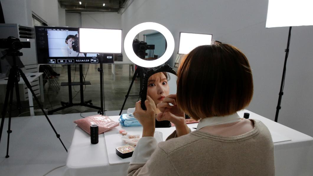 圖/達志影像路透 18世紀朝鮮公主御用!復刻化妝品創新韓流