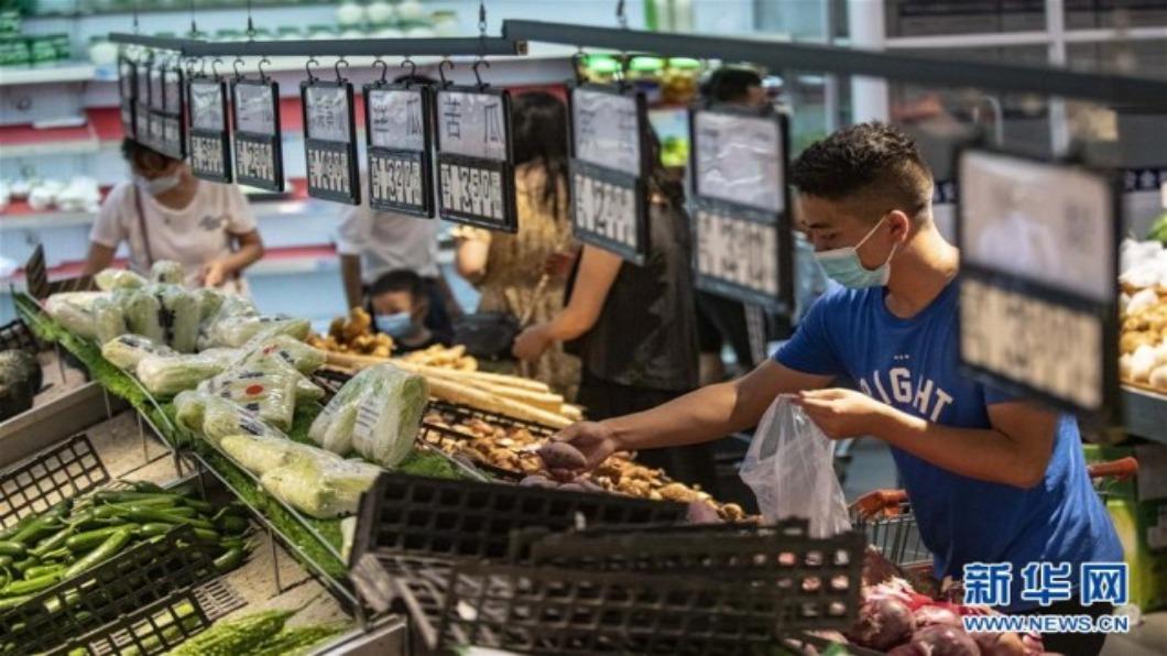 圖/翻攝自 新華網 香港迪士尼9/25重開 兩大超市回饋助弱勢