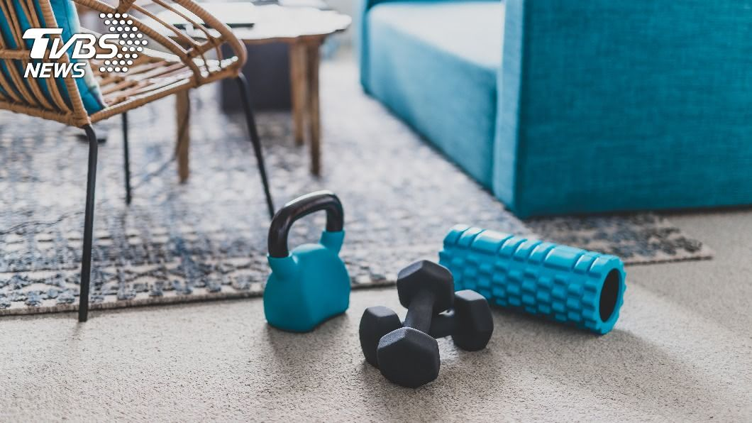 (示意圖/shutterstock 達志影像) 居家健身商機加持 對美運動用品出口增逾7成