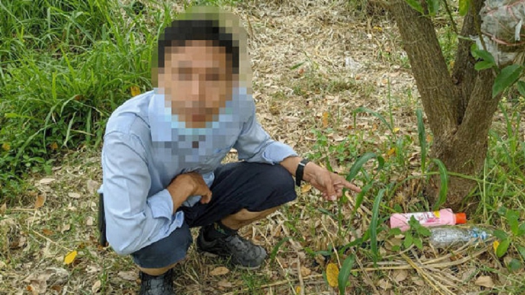 泰國一名狠父見妻子連生3胎都是女兒,竟狠心把出生7天的小女兒強灌廁所清潔劑殺害。(圖/翻攝自微博) 連3胎都女兒求子夢碎 狠父強灌清潔劑殺害7天大女嬰