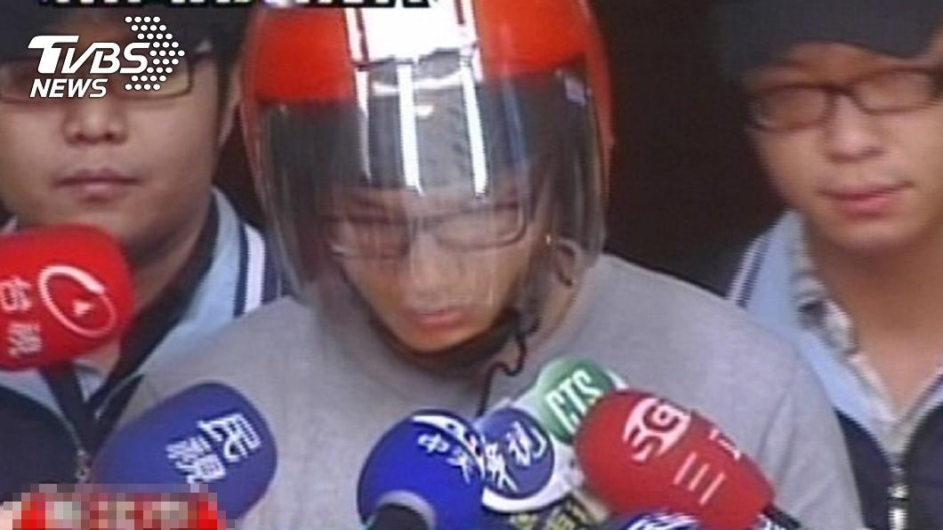 凶嫌黃麟凱判死刑定讞已3年,至今尚未執行。(圖/TVBS資料畫面) 2死囚聲請釋憲逃槍決!冷血勒殺母女 死者父淚跪執行