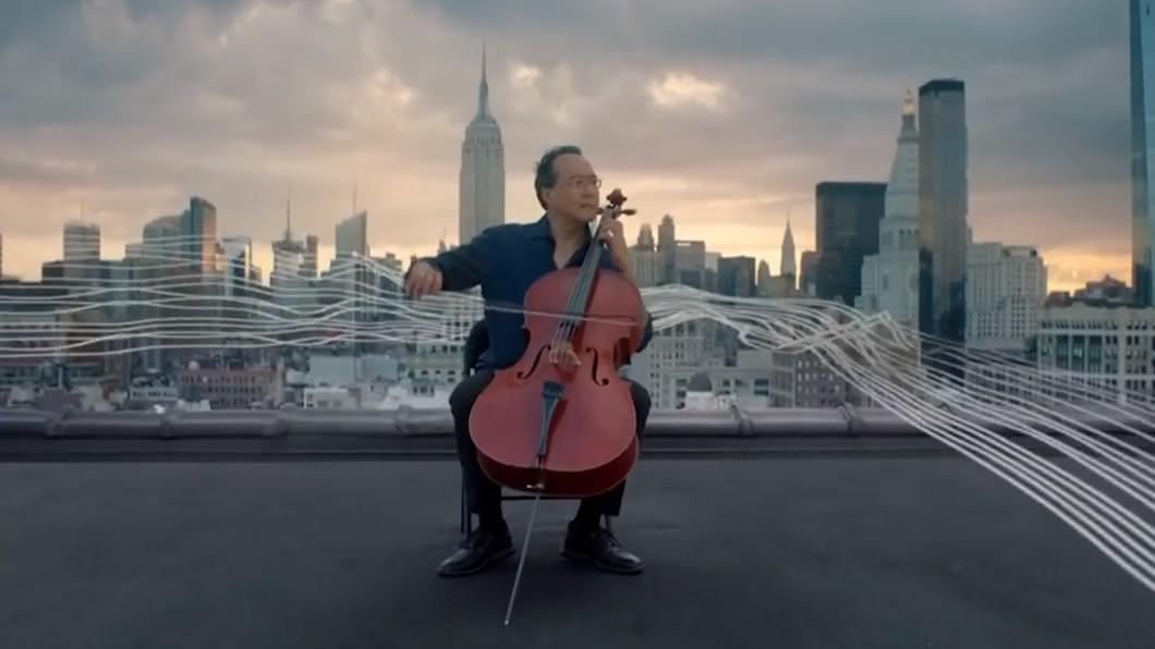 大提琴家馬友友將在台北流行音樂中心演出。(圖/翻攝自MNA 牛耳藝術臉書) 亞洲唯一公開 「馬友友全球巴哈計畫」11/10北流首演
