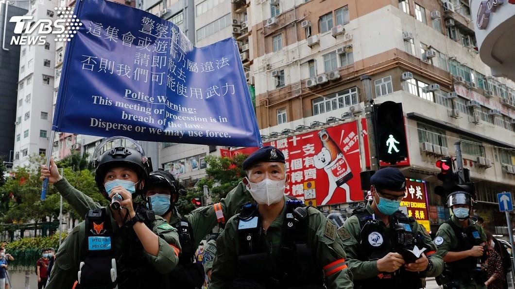 歐盟在聯大總辯論關切維吾爾族人權與香港議題。(圖/達志影像路透社) 歐盟不給大陸面子 聯大總辯論關切人權與香港議題