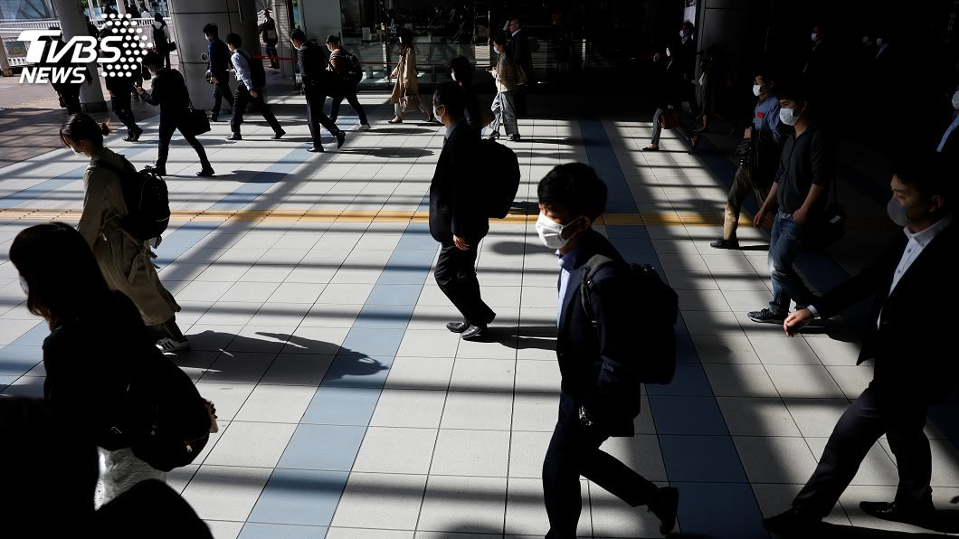 (圖/達志影像路透社) 日本東京單日確診270例 時隔7天再逾200例