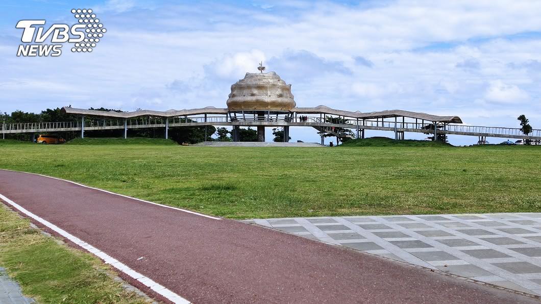 台東縣政府提供海濱公園等地給阿妹的經紀公司參考。(圖/中央社) 張惠妹跨年台東開唱 縣府曝場勘「3地點」