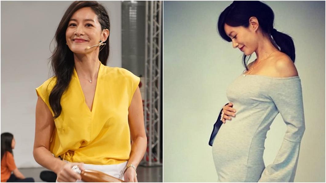 (圖/翻攝自Janet臉書、Janet IG) 去年才流產 Janet「雙喜臨門」獲傑出青年爆懷二胎