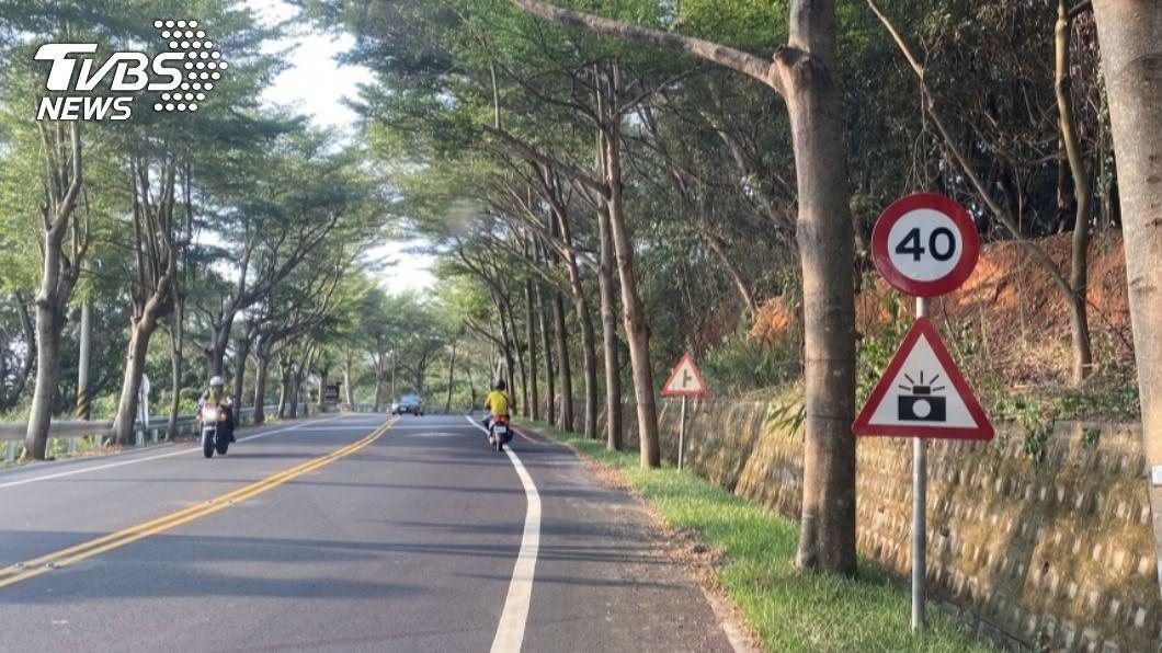 139縣道事故頻傳,彰縣府調降路段限速。(圖/中央社) 彰化139縣道事故多 部分路段速限降為40公里