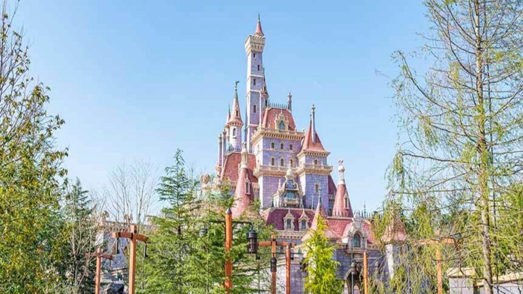 圖/翻攝自 東京迪士尼樂園 官方網站 東京迪士尼新園區開幕 與野獸浪漫共舞