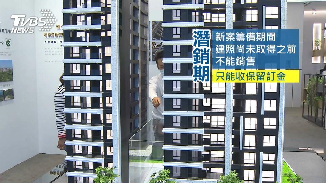 圖/TVBS 低利「投資客」出籠! 預售屋比新成屋夯賣
