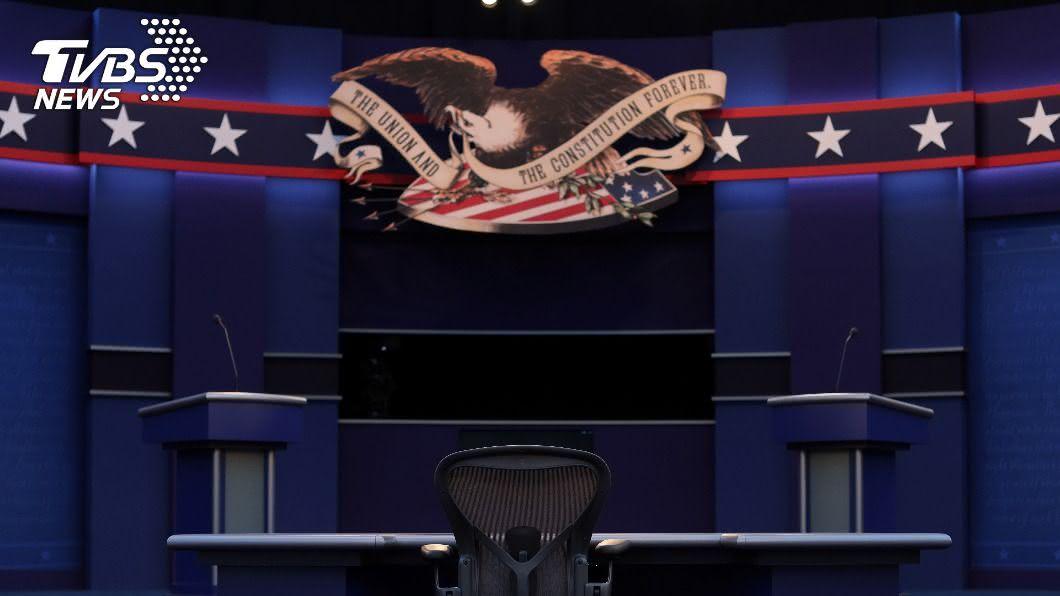 美國首場總統辯論明晚登場,華盛頓郵報今公開挺拜登。(圖/達志影像路透社) 美國首場總統辯論前夕 華郵正式挺拜登入主白宮