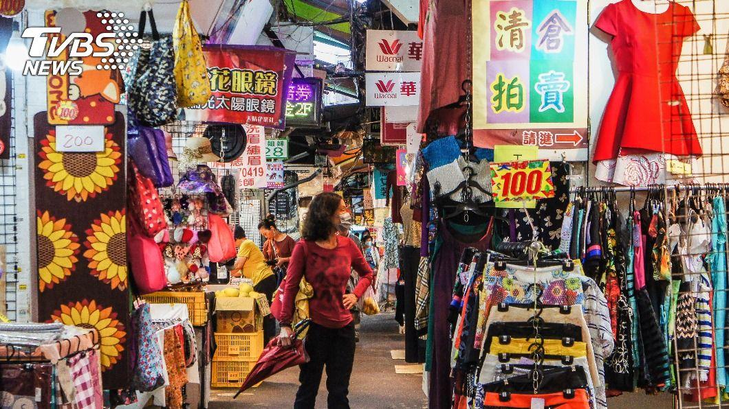 國發會認為台灣經濟漸趨回穩。(圖/中央社) 景氣回溫!8月燈號轉綠燈 國發會:經濟漸趨回穩