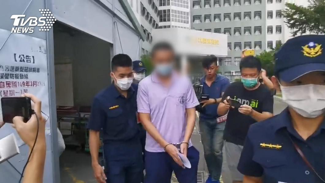 (圖/TVBS資料畫面) 桃園逆子「弒母剁頭」無罪逆轉!高院重審羈押3個月