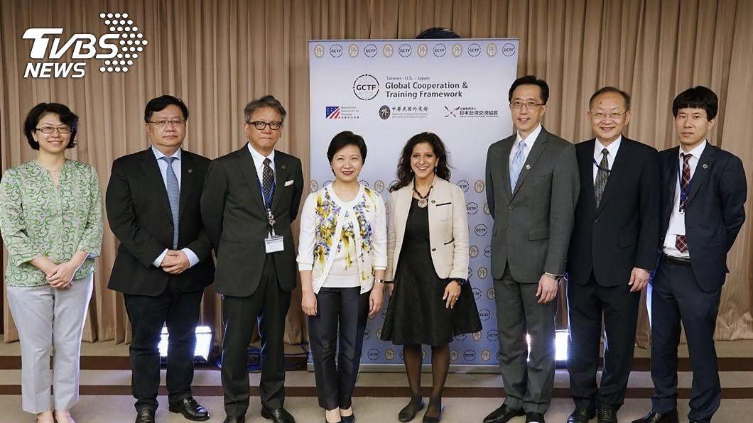 台美日GCTF工作坊,首度聯合國大會期間舉行。(圖/中央社) 台美日GCTF工作坊 首度聯合國大會期間舉行