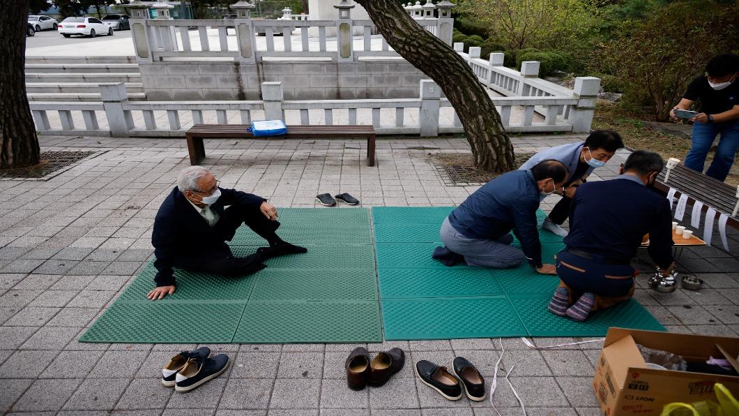 圖/達志影像路透 南韓疫情反覆「棄返族」不接觸式過中秋